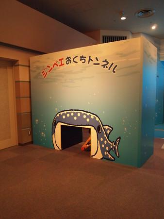 お口トンネル
