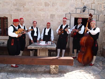 クロアチアの伝統衣装