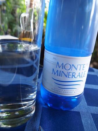 モンテネグロの水