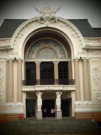 バロック様式のオペラハウス