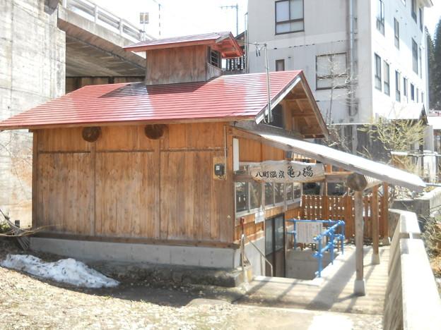 Photos: 八町温泉亀の湯