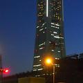 写真: ランドマークタワー