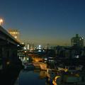 写真: 横浜 入江川