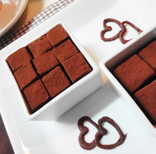 1生チョコハート