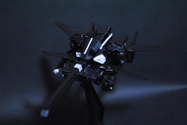 HG 1/144 グラハム専用ユニオンフラッグカスタム