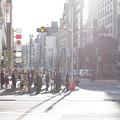 Photos: 東京の交差点にて。