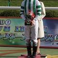 植野 貴也 騎手(第14回 京都ジャンプステークス)