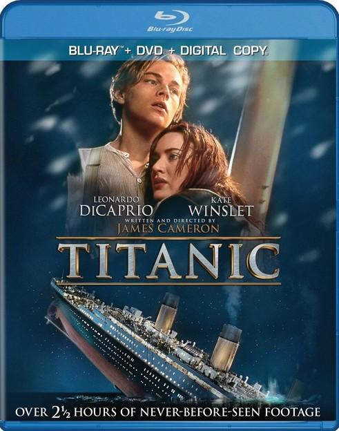 泰坦尼克号【1080p蓝光原盘3D双碟93.23G珍藏版】