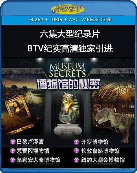 博物馆的秘密/Museum Secrets全14集[MKV][720P][20.6G][国语中字]