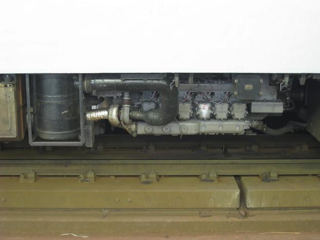 キハ183系(NN183系 1550番台) DMF13HZ