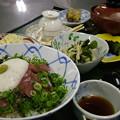 Photos: 日替わりマグロ山掛け丼
