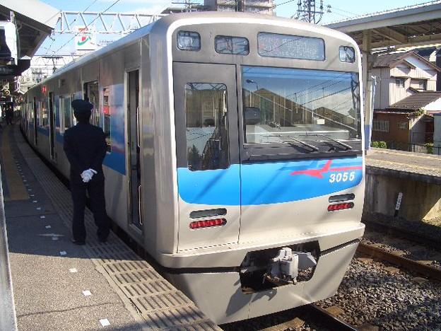 京成本線 アクセス特急成田空港行 CIMG9284