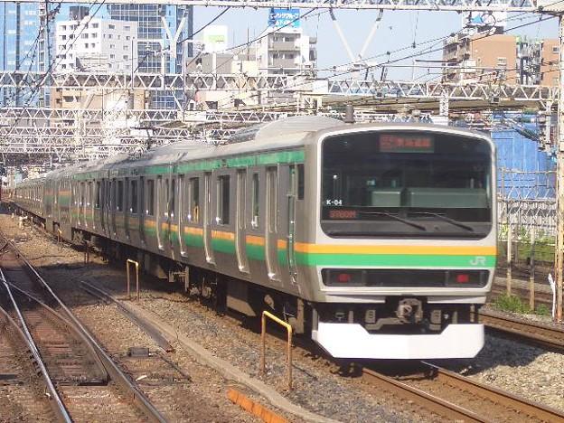 東海道本線 快速アクティー東京行 CIMG9726