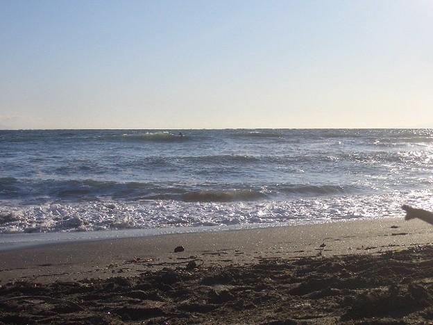 由比ヶ浜海岸 海その312 CIMG4113