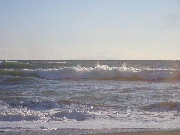 由比ヶ浜海岸 海その314 CIMG4118