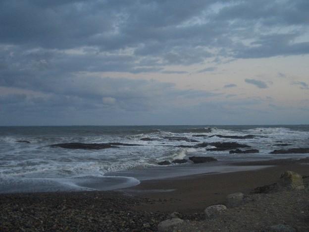 大洗海岸 海その316 CIMG4860