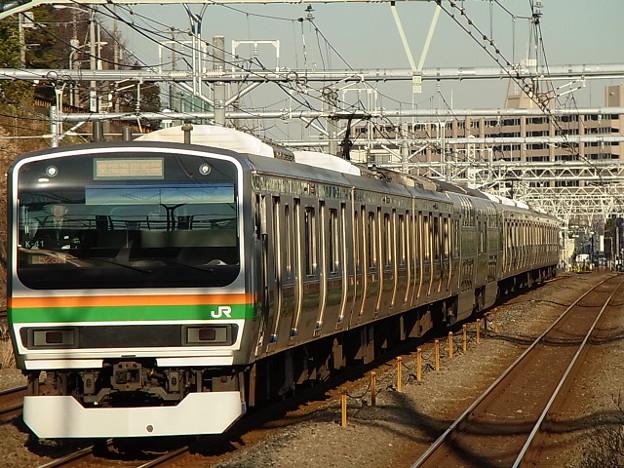 東海道本線 普通伊東行 RIMG0108