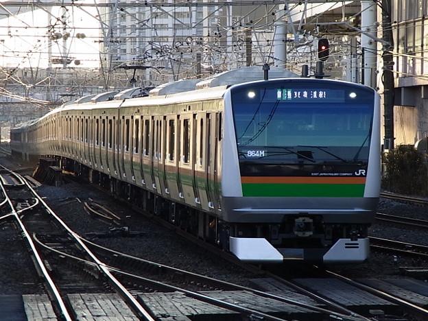東海道本線 普通東京行 RIMG0118