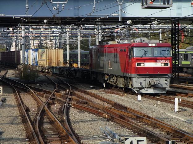 貨物列車 EH500機関車 RIMG0161