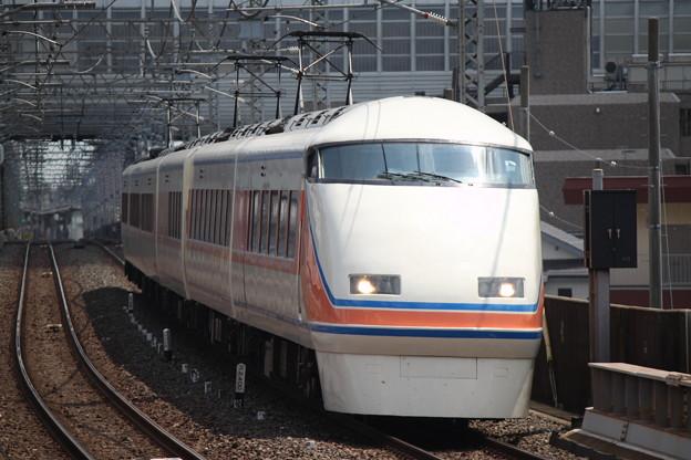 東武本線100系 106F(リニューアル車) スペーシア