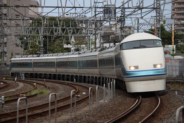 東武本線100系 109F(リニューアル編成) スペーシア