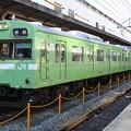 Photos: 奈良線103系 NS403編成