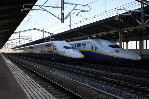 上越新幹線E4系 P20・P52編成