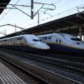 Photos: 上越新幹線E4系 P20・P52編成