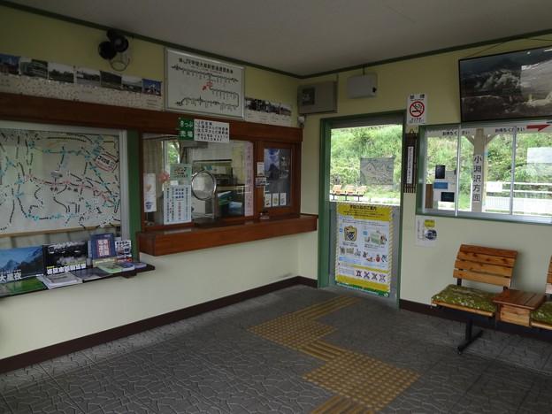 小海線・甲斐大泉駅2