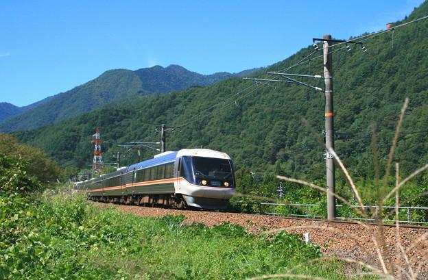 中央西線(須原~大桑)2