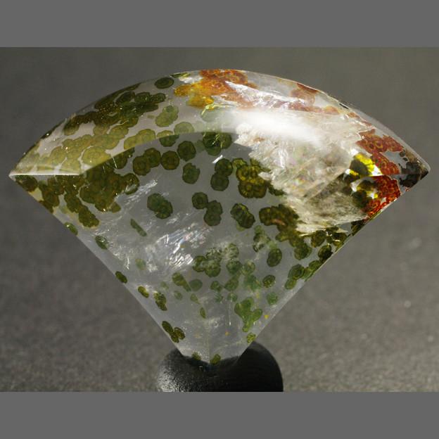 正体不明の小花水晶その1