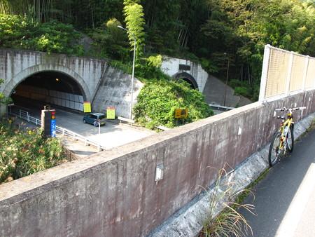 宇津ノ谷 平成/昭和トンネル