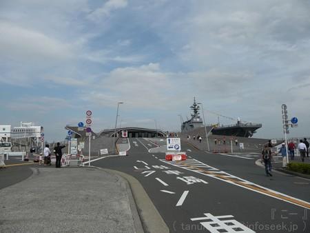 121012-大桟橋 海自観艦式 (4)