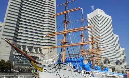 130201-帆船日本丸 (12)