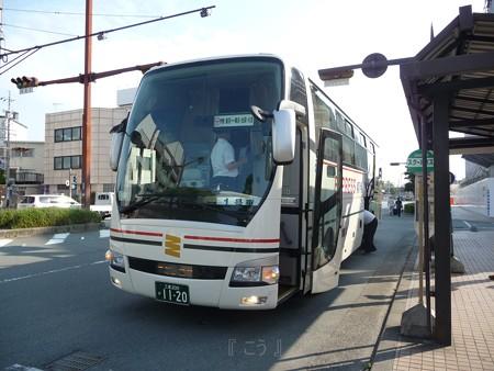 130606-横浜→伊勢 高速バス (4)