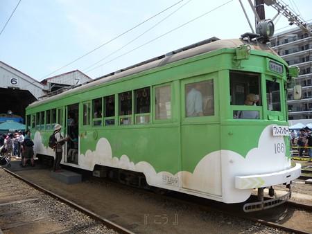 130608-阪堺電車 最古車 (1)