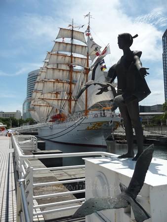 130715-帆船日本丸 総帆展帆 (29)
