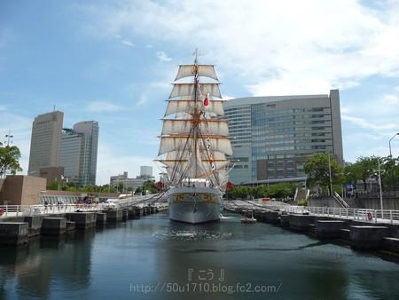 130715-帆船日本丸 総帆展帆 (32)