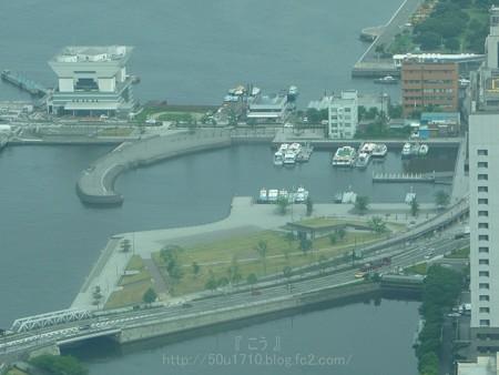 130716-ランドマークタワー展望台 南東 (44)