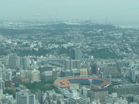 130716-ランドマークタワー展望台 南東 (68)