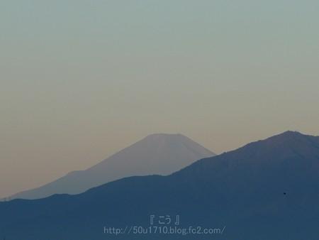 131027-富士山 朝 (2)