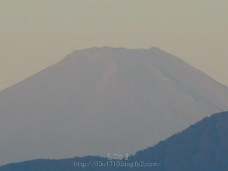 131027-富士山 朝 (4)