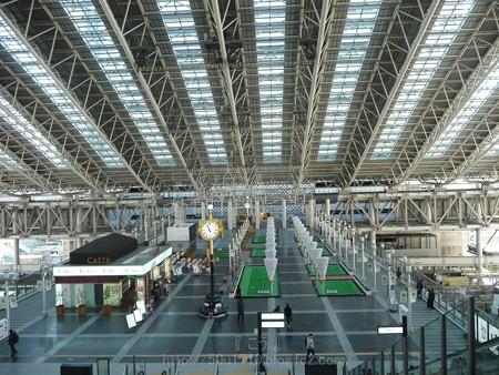 131229-大阪駅 時空の広場 (2)