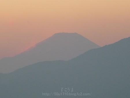 140101-富士山(夕) (2)