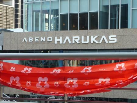 140307-あべのハルカス 日本一長いテープカット (3)