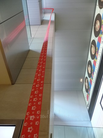 140307-あべのハルカス 日本一長いテープカット (9)