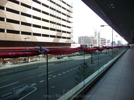 140307-あべのハルカス 日本一長いテープカット (29)