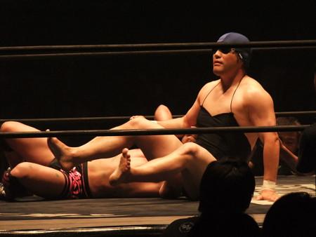 DDT 武道館ピーターパン 〜DDTの15周年、ドーンと見せます超豪華4時間SP!〜  日本武道館 (2)
