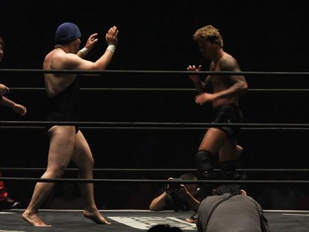 DDT 武道館ピーターパン 〜DDTの15周年、ドーンと見せます超豪華4時間SP!〜  日本武道館 (4)