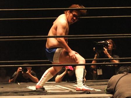DDT 武道館ピーターパン 〜DDTの15周年、ドーンと見せます超豪華4時間SP!〜  日本武道館 (17)